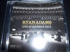 RYAN ADAMS Ten Songs Live From Carnegie Hall (Australia) CD – New