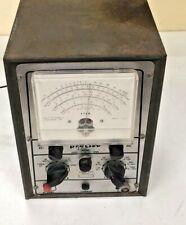 Vintage Precise Vtvm Model 904