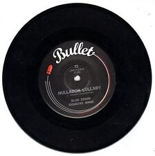 EC Australian 45 rpm Record BLUE DENIM COUNTRY BAND Nullabor Lullaby / The Smile