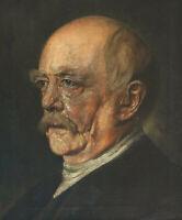 Signaturreste ? - Otto von Bismarck