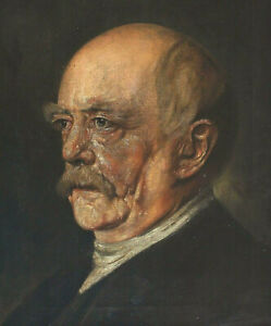 Signature Remains? - Otto From Bismarck