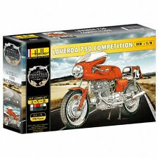 Heller 1/8 Laverda 750 competition Ensemble Cadeau # 52911 G