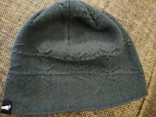 Youths O'Neill blue/grey knitted acrylic hat.