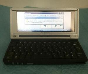 "HP Jornada 728 PC 2000 206MHz 64MB 6.5"" Display IrDA Non-Working (F4356A#ABA)"