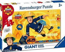 Ravensburger Sam el bombero 24 piezas