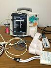 Philips HeartStart MRx M3535A NIPB ECG SPo2 Monitor Biomed CALIBRATED