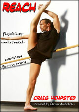 REACH - flexibility and stretch exercises for everyone DVD (0 region free)