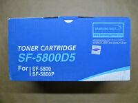 Original Samsung Toner SF-5800D5 schwarz für SF-5800 SF-5800P 5805 5900 5905 OVP