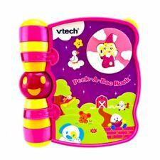 Vtech Peek a boo Nursery Rhyme Book electronic Interactive Musical Baby Sensory