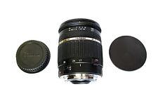 Tamron 17-50mm F2.8 DI II F/Canon Lens With Cap