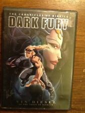 Dark Fury - The Chronicles of Riddick Dvd