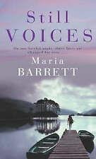 Still Voices, By Maria Barrett,in Used but Acceptable condition
