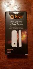 1 new Hive Window or Door Sensor, Smart Home Indoor Motion Sensor