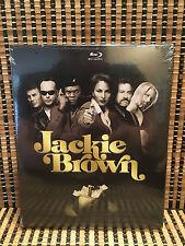 Jackie Brown (2-Disc Blu-ray/DVD, 2011)+Rare Slipcover Case.Dir<Hateful Eight>