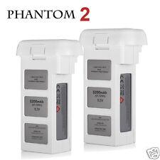 2Pack for DJI Phantom 2 LIPO Battery 5200mAh 11.1V 3S Intelligent Battery US