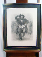 Tully Filmus Signed Lithograph Print Joyous Dance Artist Proof Framed