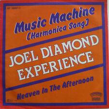 """7"""" 1978 RARE ! JOEL DIAMOND EXPERIENCE : Music Machine"""