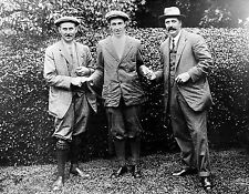 FRANCIS OUIMET HARRY VARDON TED RAY US OPEN 8X10 GLOSSY PHOTO PICTURE