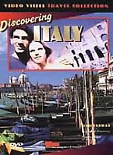 Discovering Italy (DVD, 2001) **DVD DISC ONLY***