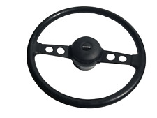 Mazda 323 Bugeye steering wheel black rwd rotary fa4 77-80 i79