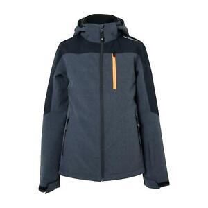 Brunotti Softshell Jacket Ski Jacket Twintip FW1920 Men's Grey