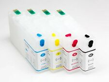 EMPTY Refillable Ink Cartridges 676XL for Epson Pro WP-4020 WP-4530 Pro WP-4540