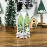 Christmas Candlestick Hanging Light Pendant Table Lamp Decoration Ornament 34