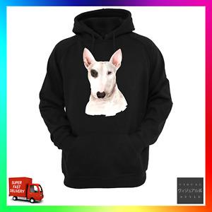 Bull Terrier Hoodie Hoody Cute Dog Pup Puppy Pupper Vet Pet Walker Breeder