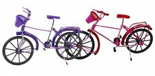 Deko Fahrrad, sortierte Farben, ca. 18 x 11 cm, 1 Stück