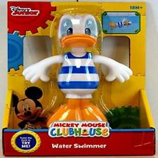 Disney Junior Mickey Mouse Clubhouse Donald Duck Water Swimmer Toy Play New