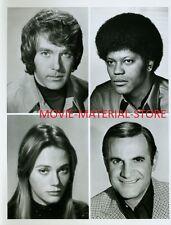 "Peggy Lipton & Cast Of The Mod Squad Original 7x9"" Photo #K8791"
