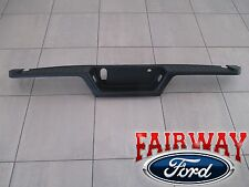 15 thru 18 F-150 OEM Ford Rear Bumper Top Step Pad Cover w/ Tow without Park Aid