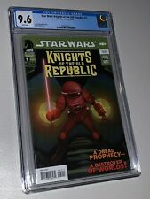 Star Wars Knights of the Old Republic #5 CGC 9.6