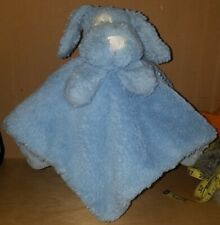 Koala Baby Lovey Security Blanket Plush Puppy Dog Blue Soft Lovie. ka.A1A