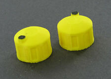 1:64 YELLOW WATER FLUID TANKS PLASTIC 3D TO SCALE FARM TOY DIORAMA ACCESSORY