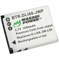 Wasabi Power Battery for Toshiba PX1686 and Toshiba Camileo BW10, SX500, SX900