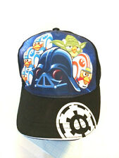 Star Wars Hat Angry Birds Boys Youth Cap Child Yoda Vader Rebel Baseball X Wing