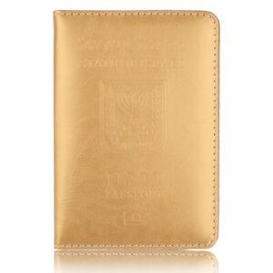 Israeli Passport Cover For Israel Credit Card Holder Passport Case Travel Wallet