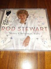 Rod Stewart Cd Merry Christmas Baby.  New. Sealed