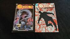 1986 DC COMICS THE QUESTION #1 AND #2 VF- FLAT RATE SHIPPING