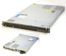 HP PROLIANT DL365 P/N 411377-B21 2x OPTERON 2220 16GB RAM RAID E200I 2x72GB O333