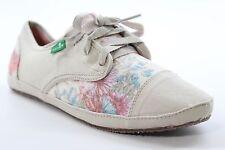 New SANUK Womens Sock Hop Gardenia Sandal Shoes Size 7 Natural Beige Floral TH1