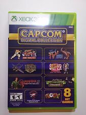 Capcom Digital Collection (Microsoft Xbox 360, 2012) - Missing Manual