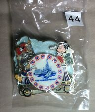 Disney WDW - Florida Project - Departure Gift Pin - Mickey - Donald
