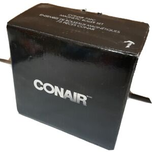 Conair 75PC Magnetic Roller Set - F3242871 - NEW IN BOX - 2010 Rollers and Clips
