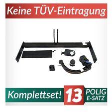 Volvo V70 III B Kombi 2WD 07-10 Kpl. Anhängerkupplung abnehmbar+E-Satz 13p