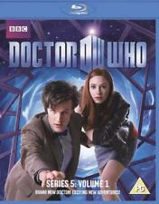 DOCTOR WHO: SERIES 5, VOL. 1 NEW REGION B BLU-RAY