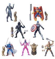 """Avengers Marvel Legends Series Wave 3 (BAF Thanos) 6"""" Action Figures"""