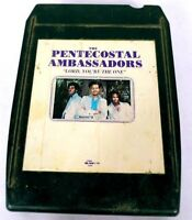The Pentecostal Ambassadors Lord Your The One (8-Track Tape, S8-14449)