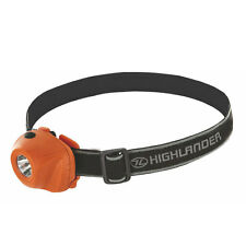 Beam LED Head Torch - ideal for camping, dog walking, running, cycling, hiking